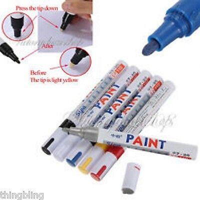 Paint Pen Marker UK Supplier Many Colours Car Tyre Tire Metal Permanent Pens 2