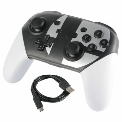 For Nintendo Switch Pro Controller Super Smash Bros Ultimate Edition Gamepad 8