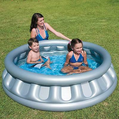 Large Family Swimming Pool Garden Outdoor Summer Inflatable Kids Paddling Pools 5