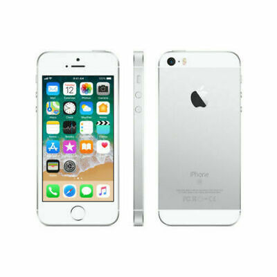 iPhone SE 16/32/64/128GB Apple Grey Pink Gold Silver Factory Unlocked Smartphone 5