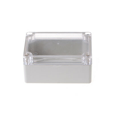 100x68x50mm Waterproof Cover Clear Electronic Project Box Enclosure Case Pip 4