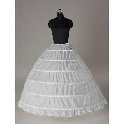 Lovoski Womens 3 Hoops Skirt Petticoat Crinoline Underskirt Bustle Cage Costumes