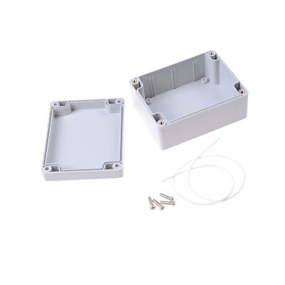115 x 90 x 55mm Waterproof Plastic Electronic Enclosure Project Box JX 3