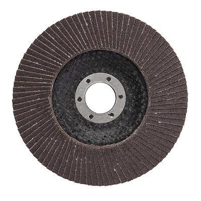 Angle Grinder Flap Sanding Disc 5'' 125mm 40-120 Grit Grinding Wheels 10/40Pcs 8