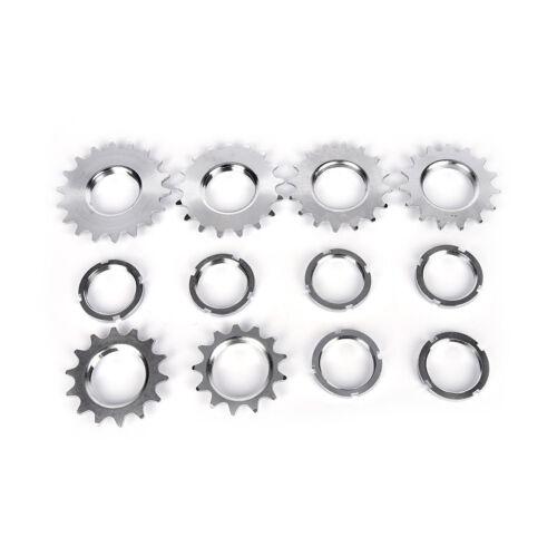 Bike Chain Rings Single Speed Bike Wheel Sprocket Fixed Gear Bike Freewheel YWCA 8