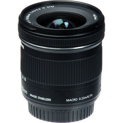 Canon EF-S 10-18mm f/4.5-5.6 IS STM Lens - 9519B002 - Brand New 6