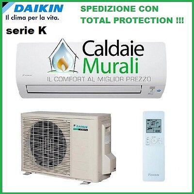 CLIMATIZZATORE CONDIZIONATORE DAIKIN INVERTER serie K FTXS25K 9000 BTU A++ 2