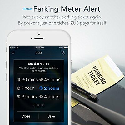 Nonda Zus Smart Car Location Finder Car Usb Charger App For Iphone