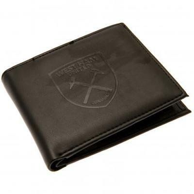 West Ham United FC Official Money Wallet with Debossed Crest ( m30804wh ) 2