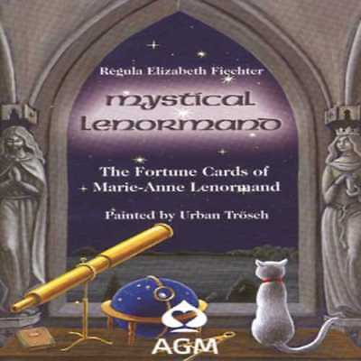 Mystical Lenormand Deck Cards Oracle Esoteric Telling Agm New 2
