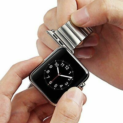 38mm 42mm Watch Band Connector Adapter Stainless Steel For Apple Watch iWatch US 3