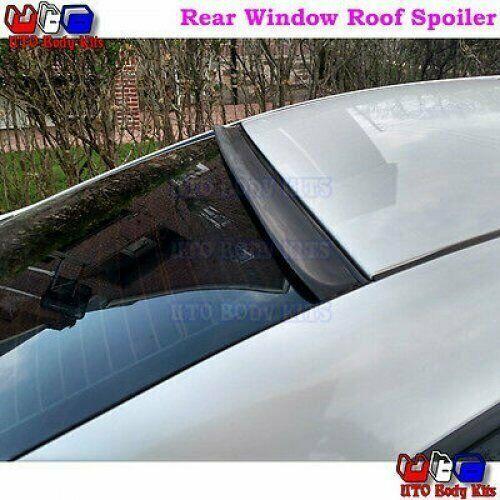 Stock 280 BRS Type Rear Roof spoiler Wing For Lexus GS350 GS430 2006~2007 Sedan
