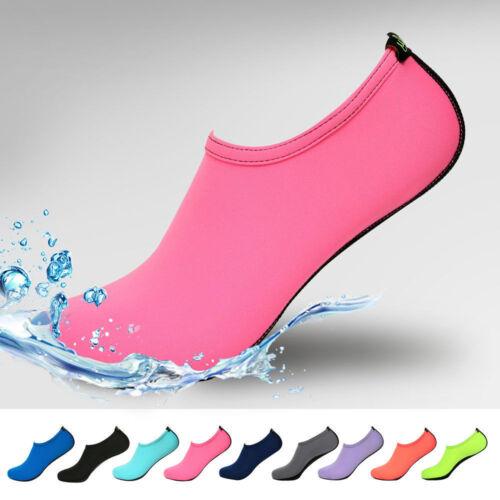Sommer Wasserschuhe Strand Aquaschuhe Schwimmschuhe Socken Schuhe Badeschuhe