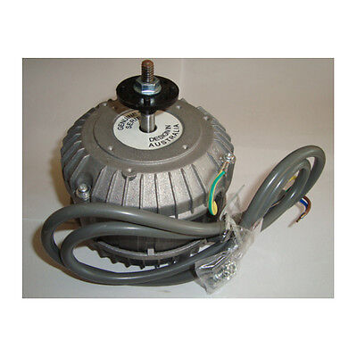 High quality heavy duty 40 Watt Round Condensor Fan Motor(HUB)