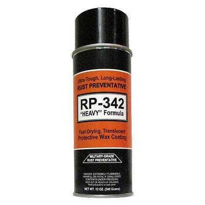 "12-Cans - COSMOLINE MILITARY-GRADE ""Heavy"" Spray Type Rust Preventive RP-342 3"