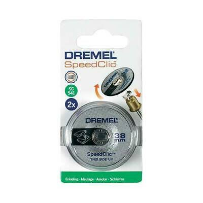 Dremel SC541 S541 EZ SpeedClic Grinding Wheel 2615S541JA Pk of 2 by tyzacktools 3