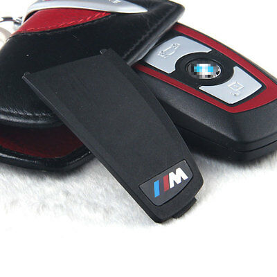 2x M tec key fob sticker decal logo emblem fits BMW  F10 F20 F30 F82 F80 2