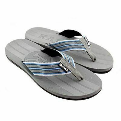 Kaiback Beachcomber Sandal - Men's Comfortable Flip Flops 10