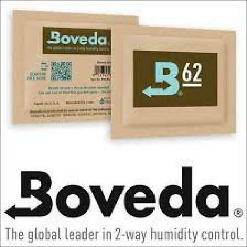 Boveda 62-Percent Rh 2-Way Humidity Control, 8 Gram - 10 Pack 5