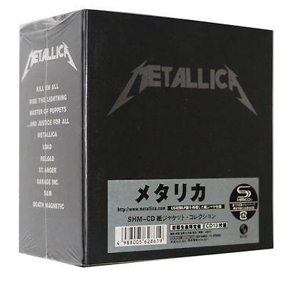 "Metallica ""The Album Collection"" 13 CD Mini-LP Japan Box Set 2"
