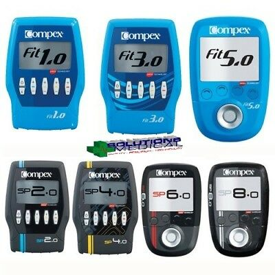 Compex Fit 5.0 Muscle Stimulator Pain Relief Muscle Stimulator Fitness