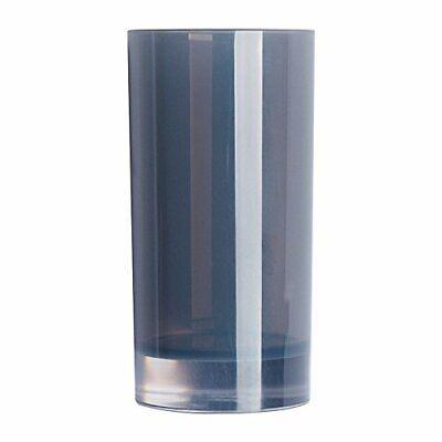 portasapone Maturi Set da Bagno Ovale Marrone Dispenser per Sapone//lozione portaspazzolino 4 Pezzi Bicchiere