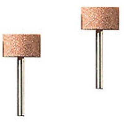 Dremel 2 x 8193 Aluminum Oxide Grinding Stone 15.9mm New 2