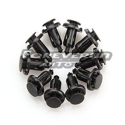 30Pcs 91503-SZ5-003 Front Rear Bumper Nylon Clips Retainer Fastener For Acura