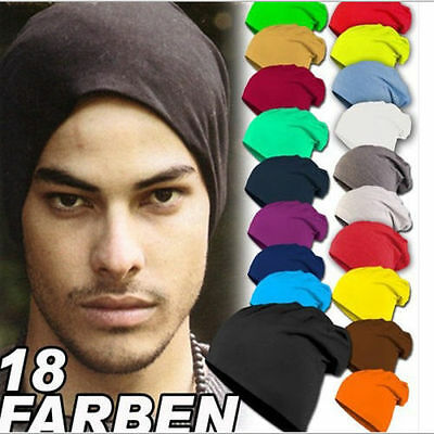 2019 Hot New Unisex Black Hip-Hop Cap/Hat Beanie Ski Cotton Blend Hat Cap 3