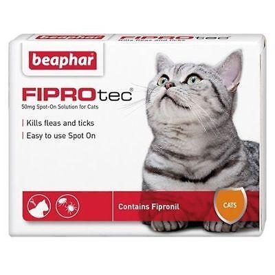 Beaphar Fiprotec Pulgas Spot-On para Pequeños Mediana Grande XL Dogs&cats 2
