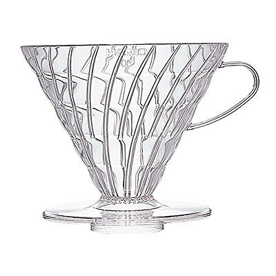 Hario V60 Coffee Dripper Clear Drip 01 02 03 VD-01T VD-02T VD-03T from JAPAN 4