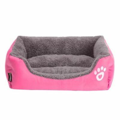 Puppy Cushion Haustierbett Waschbar Zwinger Hundematte Haustier Hund Katze Bett 4