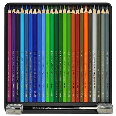 Mondeluz Aquarell Watercolor Pencils 72 colors KOH-I-NOOR 3714 SUPER PRICE 5