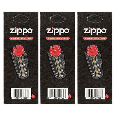 Zippo Feuerstein Flint, 18 Stück im Spender - Zippo Feuerzeug - Benzin