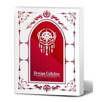US SHIPPING Dream Catcher Raid Of Dream Special Album CD+Poster+Booklet+Card+etc 2