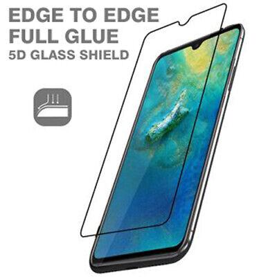 Vitre verre trempé Huawei P20 P20 Lite Mate 20 P30 Lite intégrale 100% couvert 5