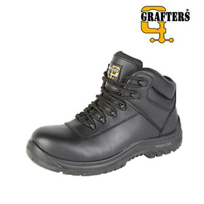 Grafters M594 Fully Composite Non-Metal Waterproof Safety Boots