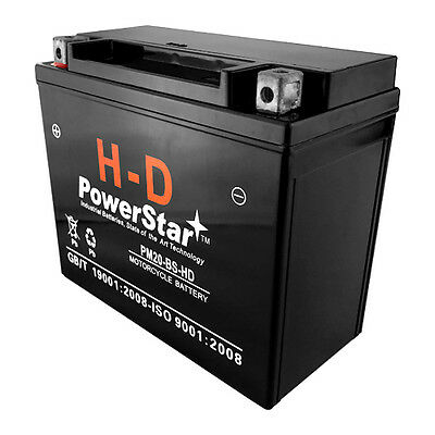 PowerStar H-D Replacement Battery For Braille 3 YEAR WARRANTY 20LBS B2015