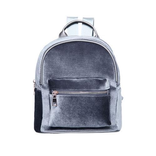 9448a64bfa077 Damen Klein Rucksack Cute Mickey Mouse Sack Reise Backpack Tasche  Schultertasche 6 6 von 12 ...