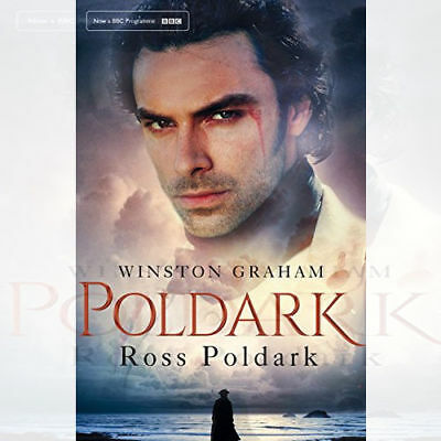 Winston Graham Collection Poldark Series Vol 1 Warleggan Black Moon 9 Books Set 4
