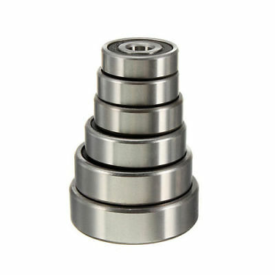 Shielded Deep Groove Ball Bearing 6000 6200 6300 ZZ 2RS Sizes 6000~6305 Series