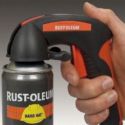 Rust-Oleum Professional Aerosol Spray Paint Applicator Trigger Gun Comfort Grip 6