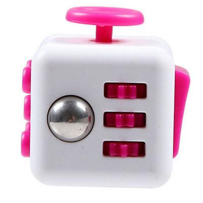 UK Fidget Cube Spinner Toy Children Desk Adults Stress Relief Cubes ADHD Camo 7