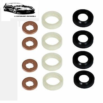 NEUF Kit Joint 4 Injecteurs pour Peugeot 407 SW 1.6 HDi Montage Bosch