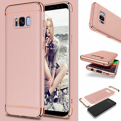 Shockproof Hard Case Cover for Samsung Galaxy S8 S9 plus Cellphone Accessory USA 3