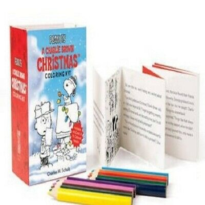 (2) New Peanuts Thermos Dual Compartment Lunch Tote Bag + Book + Coloring Kit 4