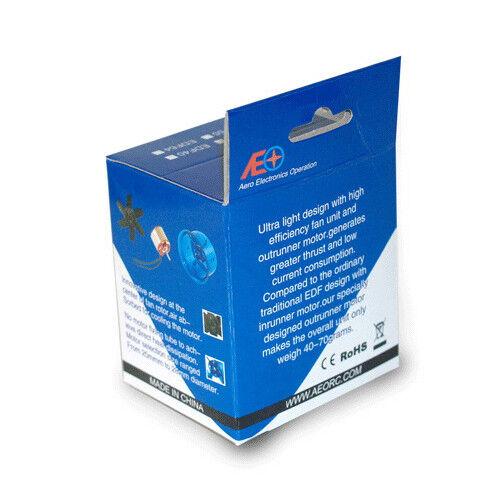 EDF Impeller Brushless Set - 50 mm - 480g Schub - 11.1V 4
