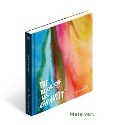 Day6[The Book Of Us:Gravity]5th Mini Album CD+Poster+Book+Card+etc+PreOrder+Gift 11