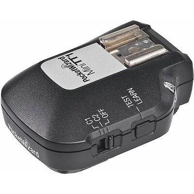 PocketWizard MiniTT1 Transmitter for Canon DSLR E-TTL II  (FCC/US) Mini TT1