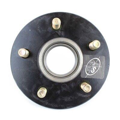 "Trailer Axle Self-Adjusting Electric Brake Kit 5-5/"" Bolt Circle 3,500 lbs"